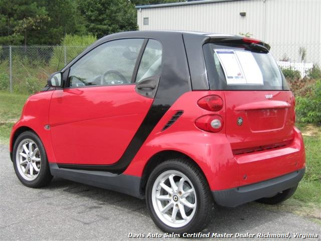 2010 Smart Car fortwo passion 2 Door Hatchback Mercedes - Photo 3 - Richmond, VA 23237