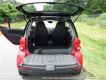 2010 Smart Car fortwo passion 2 Door Hatchback Mercedes - Photo 21 - Richmond, VA 23237