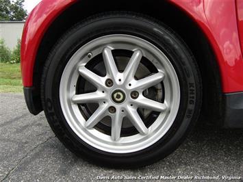2010 Smart Car fortwo passion 2 Door Hatchback Mercedes - Photo 15 - Richmond, VA 23237
