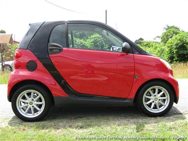 2010 Smart Car fortwo passion 2 Door Hatchback Mercedes - Photo 11 - Richmond, VA 23237