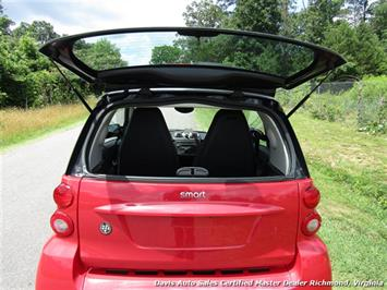 2010 Smart Car fortwo passion 2 Door Hatchback Mercedes - Photo 23 - Richmond, VA 23237