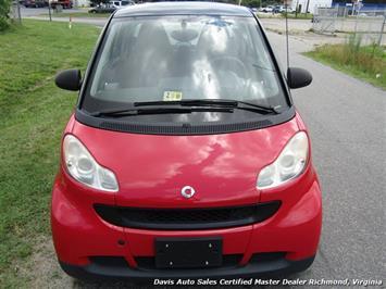 2010 Smart Car fortwo passion 2 Door Hatchback Mercedes - Photo 14 - Richmond, VA 23237