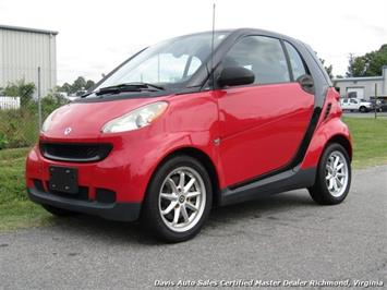 2010 Smart Car fortwo passion 2 Door Hatchback Mercedes - Photo 1 - Richmond, VA 23237