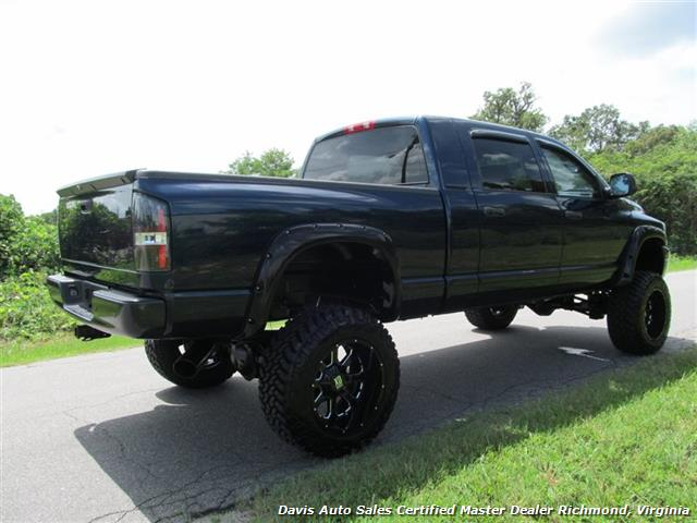 2007 dodge ram 2500 cummins turbo diesel lifted slt 4x4 mega cab. Black Bedroom Furniture Sets. Home Design Ideas