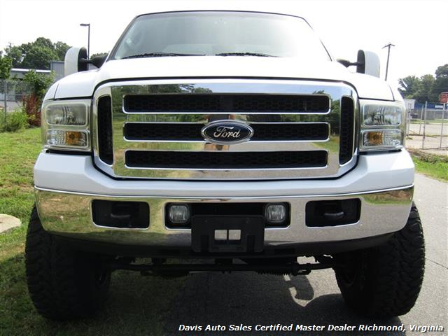 2006 Ford F-350 Super Duty XLT Diesel Lifted 4X4 Crew Cab Long Bed - Photo 13 - Richmond, VA 23237