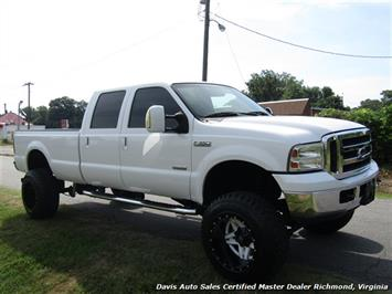 2006 Ford F-350 Super Duty XLT Diesel Lifted 4X4 Crew Cab Long Bed - Photo 12 - Richmond, VA 23237
