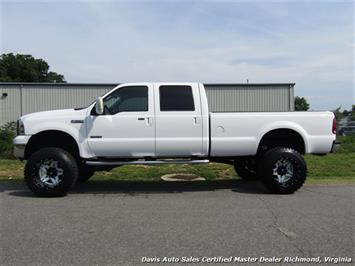 2006 Ford F-350 Super Duty XLT Diesel Lifted 4X4 Crew Cab Long Bed - Photo 2 - Richmond, VA 23237