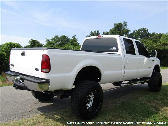 2006 Ford F-350 Super Duty XLT Diesel Lifted 4X4 Crew Cab Long Bed - Photo 5 - Richmond, VA 23237