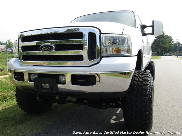 2006 Ford F-350 Super Duty XLT Diesel Lifted 4X4 Crew Cab Long Bed - Photo 15 - Richmond, VA 23237