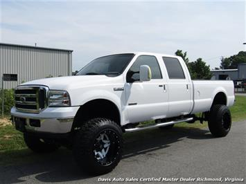 2006 Ford F-350 Super Duty XLT Diesel Lifted 4X4 Crew Cab Long Bed - Photo 1 - Richmond, VA 23237