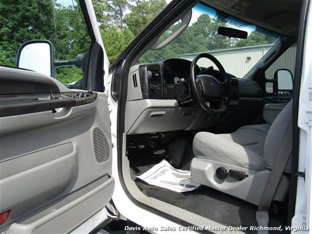 2006 Ford F-350 Super Duty XLT Diesel Lifted 4X4 Crew Cab Long Bed - Photo 25 - Richmond, VA 23237