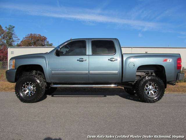 2008 chevrolet silverado 1500 lt1. Black Bedroom Furniture Sets. Home Design Ideas