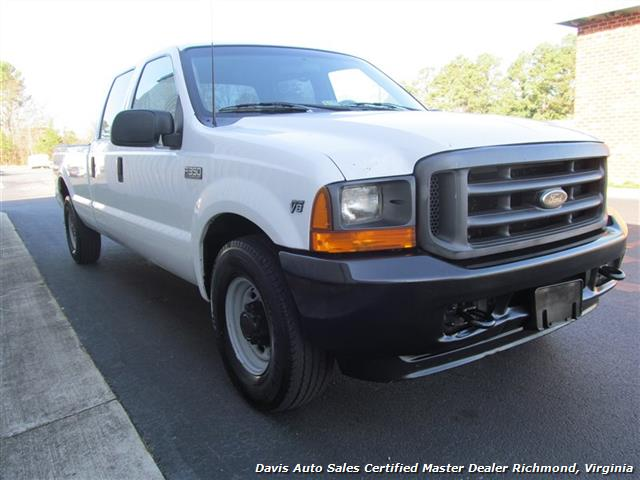 2001 ford f 350 super duty xl crew cab long bed work. Black Bedroom Furniture Sets. Home Design Ideas