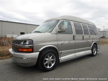 2003 Chevrolet Express 1500 Explorer Limited SE 4X4 AWD Conversion Hi Top Van