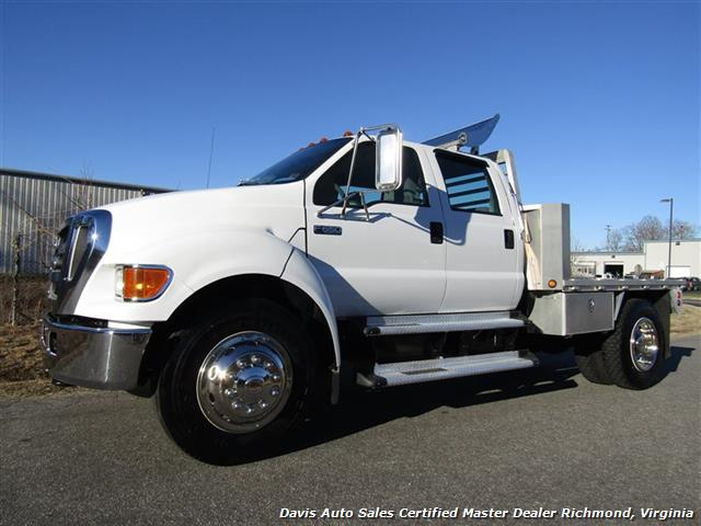 2007 Ford F-650 Super Duty XLT Caterpillar Turbo Diesel Custom Hauler Super - Photo 1 - Richmond, VA 23237