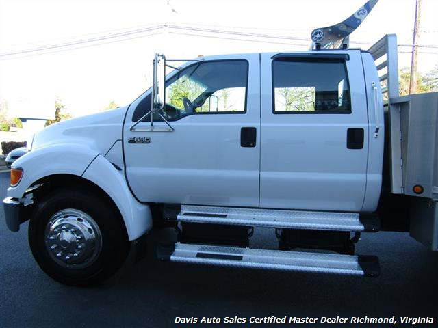2007 Ford F-650 Super Duty XLT Caterpillar Turbo Diesel Custom Hauler Super - Photo 16 - Richmond, VA 23237