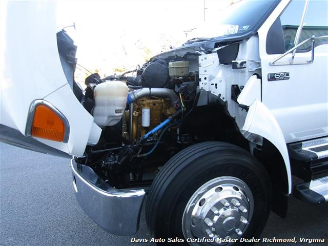 2007 Ford F-650 Super Duty XLT Caterpillar Turbo Diesel Custom Hauler Super - Photo 31 - Richmond, VA 23237