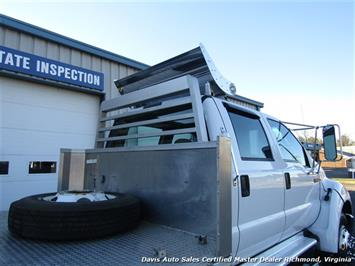2007 Ford F-650 Super Duty XLT Caterpillar Turbo Diesel Custom Hauler Super - Photo 23 - Richmond, VA 23237