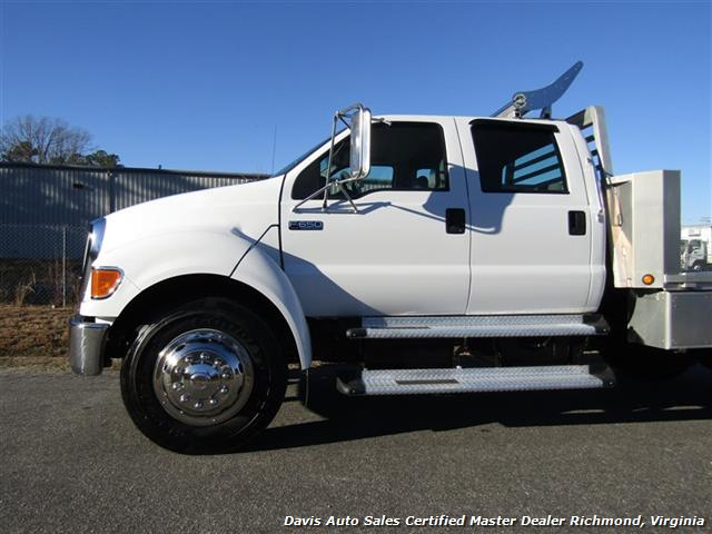 2007 Ford F-650 Super Duty XLT Caterpillar Turbo Diesel Custom Hauler Super - Photo 2 - Richmond, VA 23237