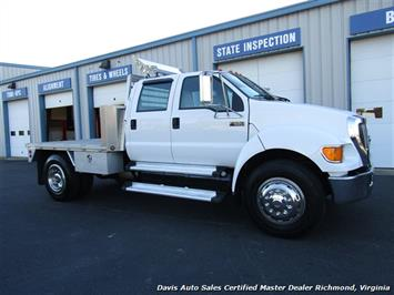 2007 Ford F-650 Super Duty XLT Caterpillar Turbo Diesel Custom Hauler Super - Photo 20 - Richmond, VA 23237
