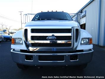 2007 Ford F-650 Super Duty XLT Caterpillar Turbo Diesel Custom Hauler Super - Photo 37 - Richmond, VA 23237