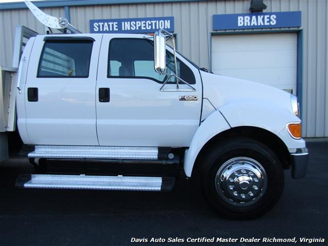 2007 Ford F-650 Super Duty XLT Caterpillar Turbo Diesel Custom Hauler Super - Photo 21 - Richmond, VA 23237