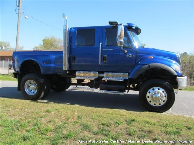 Pictures Of International Cxt 4x4 Trucks For