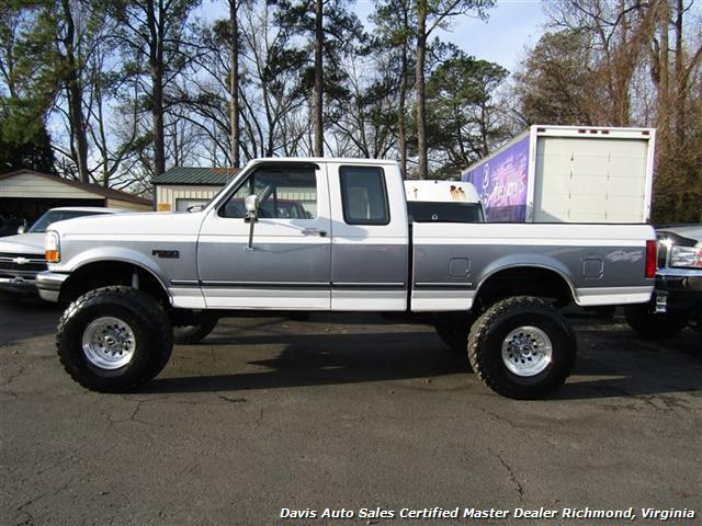 obs ford 1996 lifted 4x4 250 xlt classic dana block f250 trucks diesel vehicle f350 truck cab description short extended