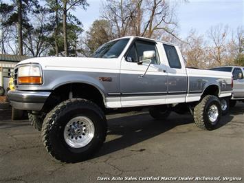 1996 Ford F-250 XLT Lifted OBS Classic Big Block 460 4X4 Dana 60 Truck