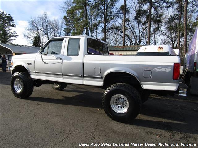 Lifted 1996 F350 >> 1996 Ford F-250 XLT Lifted OBS Classic Big Block 460 4X4 Dana 60