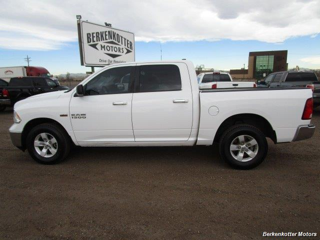 2013 Ram 1500 SLT Crew Cab 4x4 HEMI - Photo 3 - Castle Rock, CO 80104