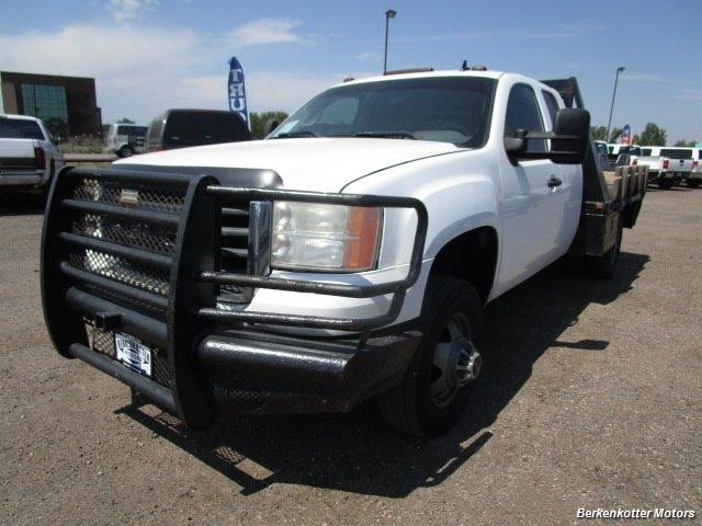 2008 GMC Sierra 3500 Extended Cab Dually 4x4 - Photo 11 - Brighton, CO 80603