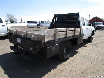 2008 GMC Sierra 3500 Extended Cab Dually 4x4 - Photo 5 - Brighton, CO 80603
