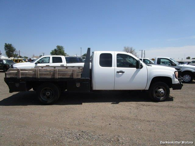 2008 GMC Sierra 3500 Extended Cab Dually 4x4 - Photo 3 - Brighton, CO 80603