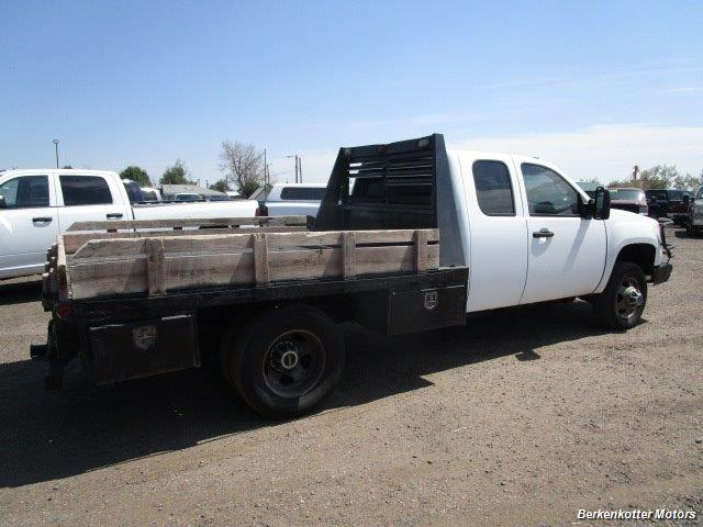 2008 GMC Sierra 3500 Extended Cab Dually 4x4 - Photo 4 - Brighton, CO 80603