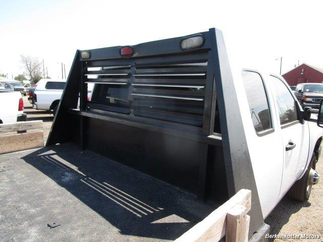 2008 GMC Sierra 3500 Extended Cab Dually 4x4 - Photo 27 - Brighton, CO 80603