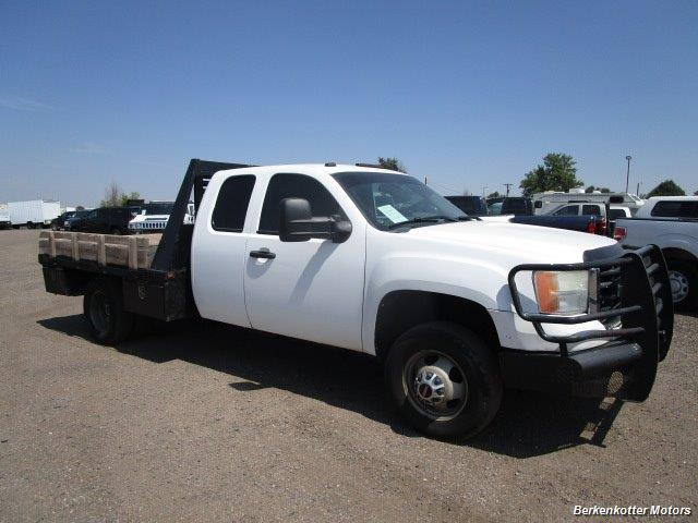 2008 GMC Sierra 3500 Extended Cab Dually 4x4 - Photo 1 - Brighton, CO 80603