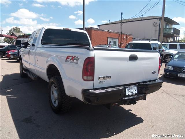2007 Ford F-250 Super Duty XL Extended Supercab 4x4 - Photo 5 - Brighton, CO 80603