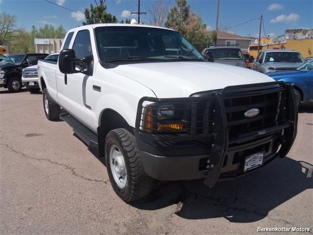 2007 Ford F-250 Super Duty XL Extended Supercab 4x4 - Photo 1 - Brighton, CO 80603