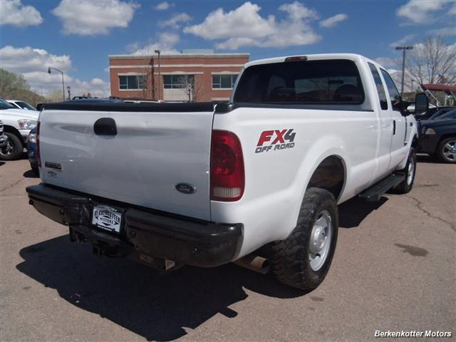2007 Ford F-250 Super Duty XL Extended Supercab 4x4 - Photo 7 - Brighton, CO 80603