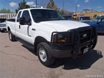 2007 Ford F-250 Super Duty XL Extended Supercab 4x4 - Photo 9 - Brighton, CO 80603