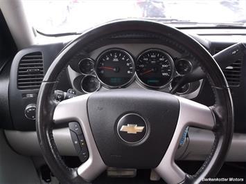2007 Chevrolet Silverado 1500 XLT Extended Cab 4x4 - Photo 10 - Brighton, CO 80603