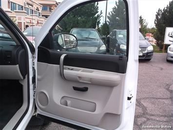 2007 Chevrolet Silverado 1500 XLT Extended Cab 4x4 - Photo 17 - Brighton, CO 80603
