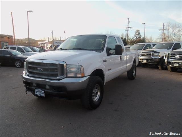 2003 Ford F-250 Super Duty XL 4dr SuperCab XL - Photo 1 - Brighton, CO 80603