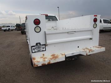 2007 Dodge Ram 3500 ST Quad Cab Utility Box 4x4 - Photo 10 - Castle Rock, CO 80104