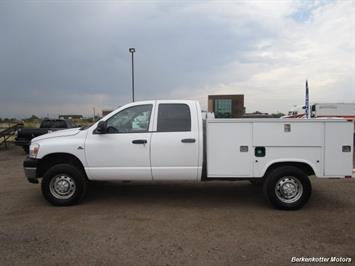 2007 Dodge Ram 3500 ST Quad Cab Utility Box 4x4 - Photo 7 - Castle Rock, CO 80104