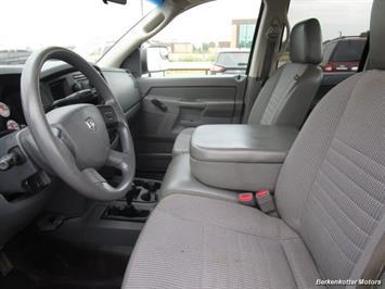 2007 Dodge Ram 3500 ST Quad Cab Utility Box 4x4 - Photo 33 - Castle Rock, CO 80104