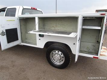 2007 Dodge Ram 3500 ST Quad Cab Utility Box 4x4 - Photo 35 - Castle Rock, CO 80104