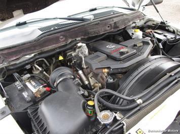2007 Dodge Ram 3500 ST Quad Cab Utility Box 4x4 - Photo 39 - Castle Rock, CO 80104