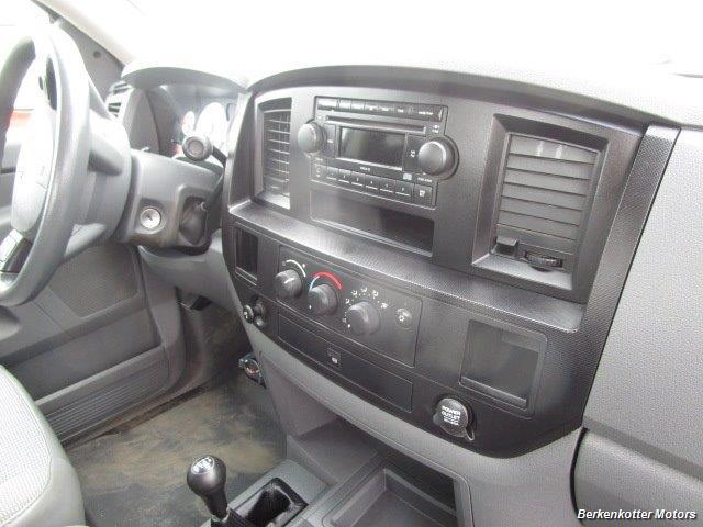 2007 Dodge Ram 3500 ST Quad Cab Utility Box 4x4 - Photo 22 - Castle Rock, CO 80104